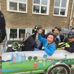 Movebybike kör taxi