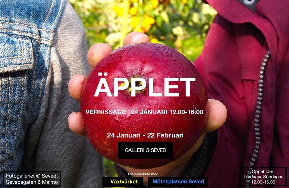 Äpplet-vernissage
